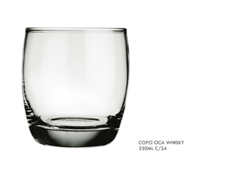 Copo Oca Whisky 330ML - 790 (F)