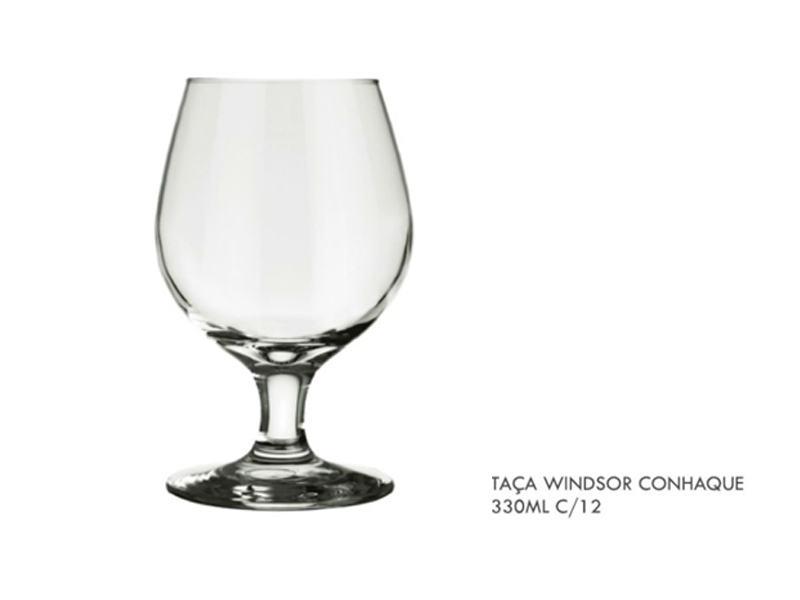 Taça Windsor Conhaque 330ML - 2471 (F)